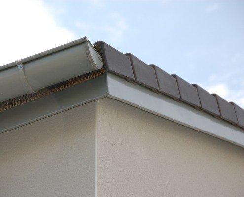 Dachübertand mit Aufsparrendämmung