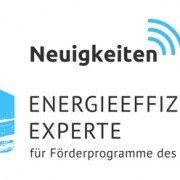 Neuigkeiten Energieeffizienz-Experte